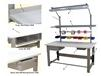 1,600 LB. CAPACITY ROOSEVELT SERIES WORKBENCHES - WITH STANDARD LAMINATE TOP