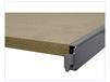 STEEL AND MEDIUM DENSITY FIBERBOARD SHELVES